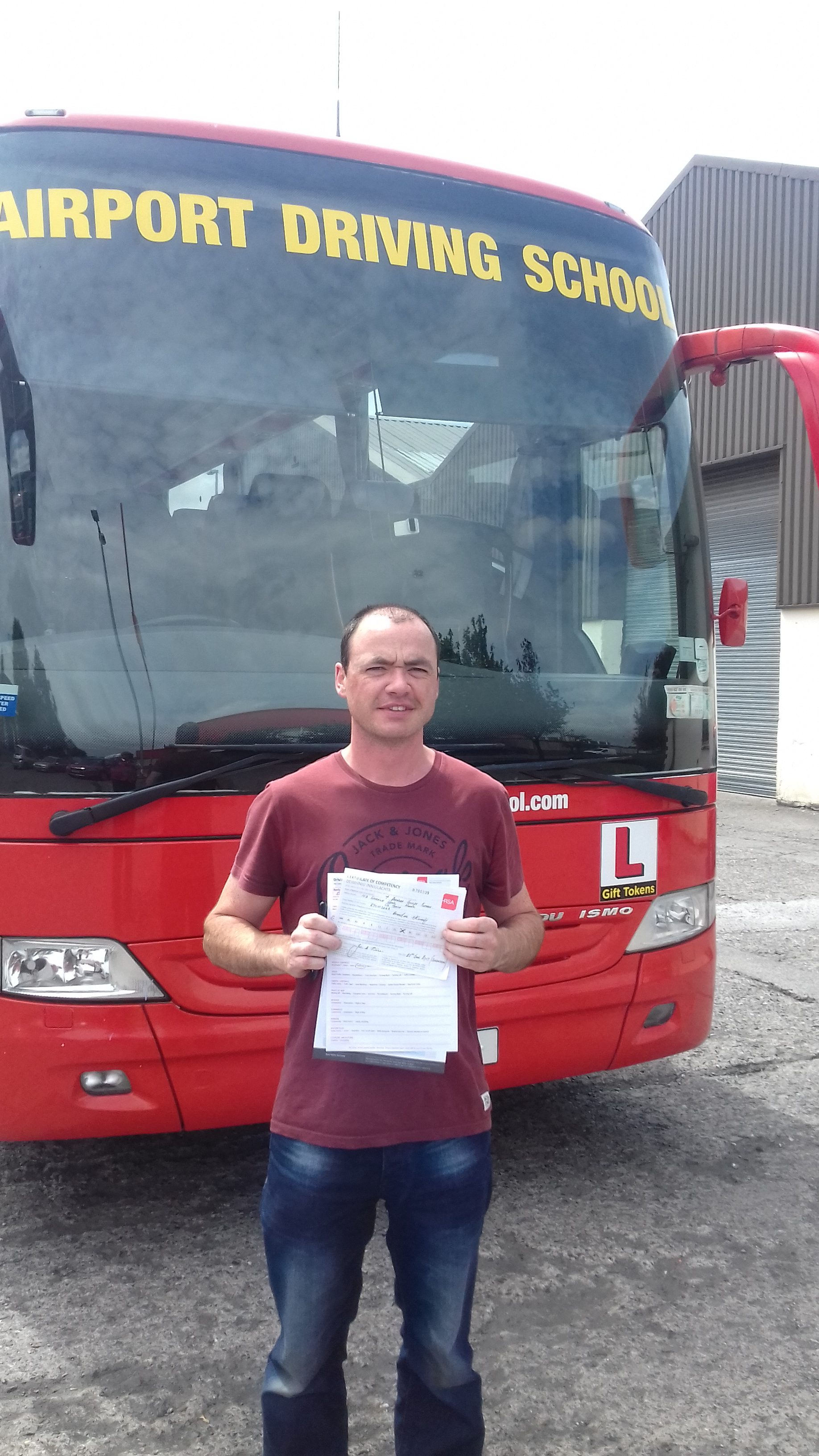 I recently passed my driving test for the large coach. Amin is a quality instructor. The vehicle is top class, and the pre test that Airport Driving school ...