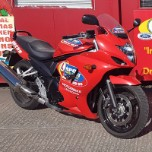 Motorbike / IBT