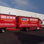 Truck & Drag Trailer